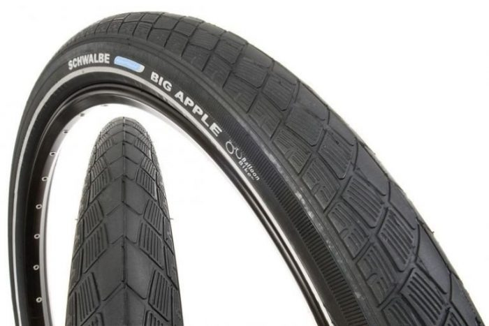20x2.00 schwalbe big apple puncture protection 2
